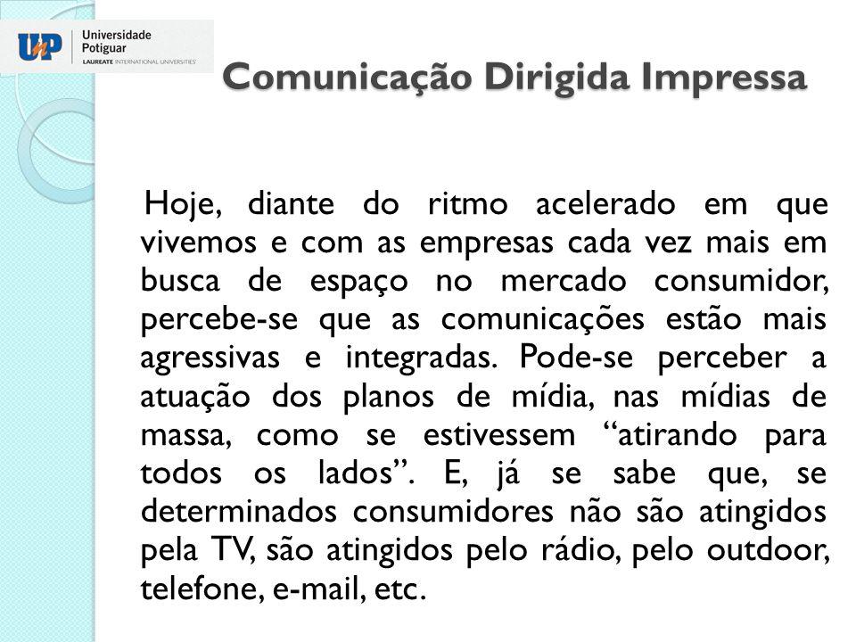 Comunicação Dirigida Impressa