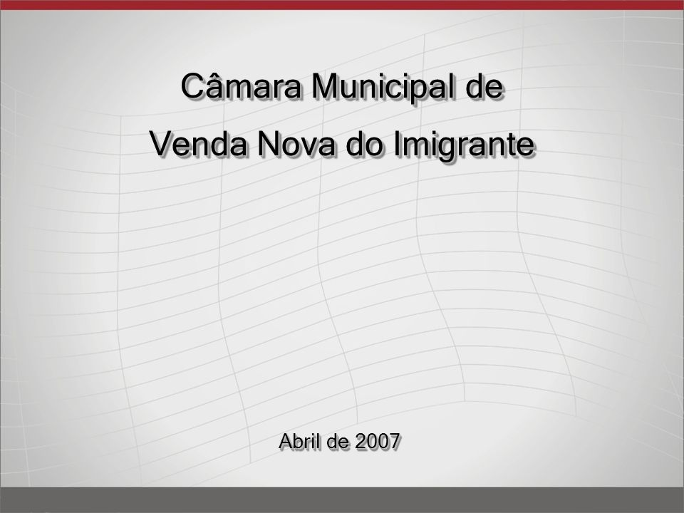 Venda Nova do Imigrante