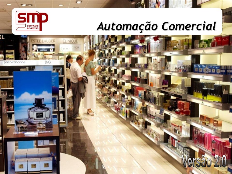 Automação Comercial sdafsa Versão 2.0