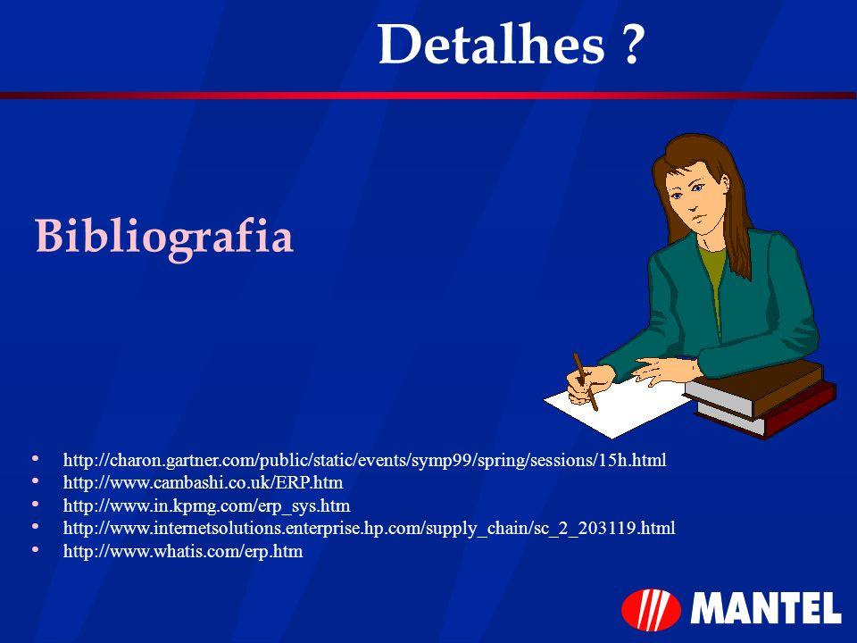 Detalhes Bibliografia