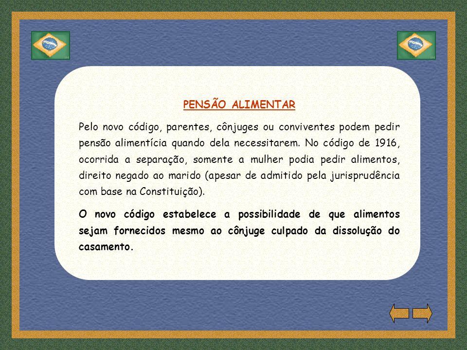 PENSÃO ALIMENTAR