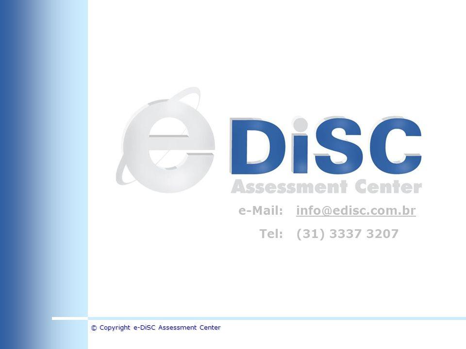 e-Mail: info@edisc.com.br Tel: (31) 3337 3207