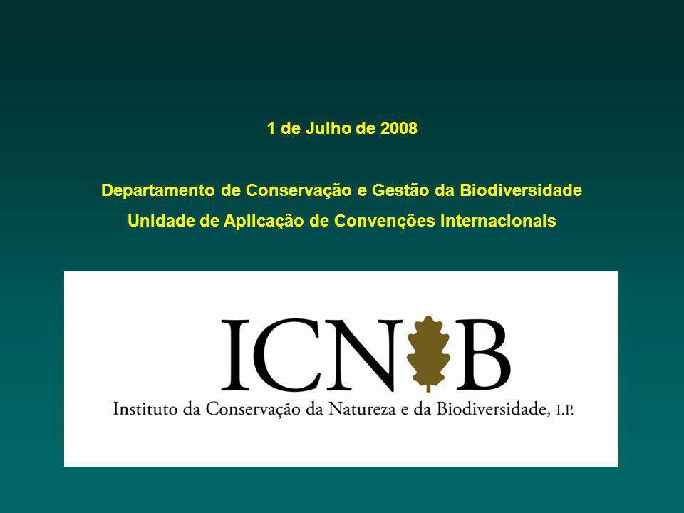 Departamento de Conservação e Gestão da Biodiversidade