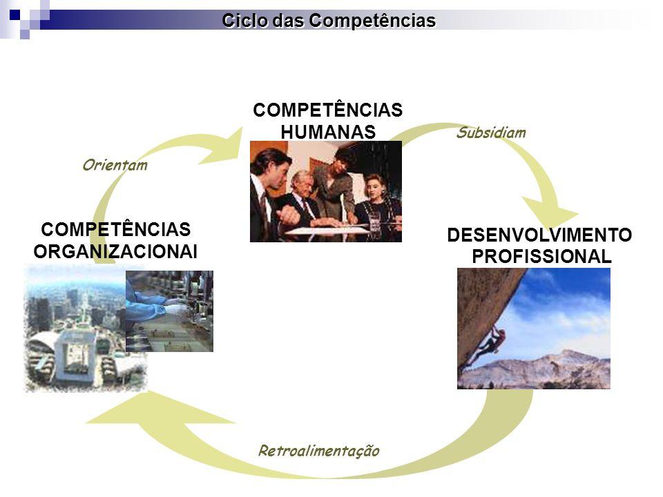 Ciclo das Competências