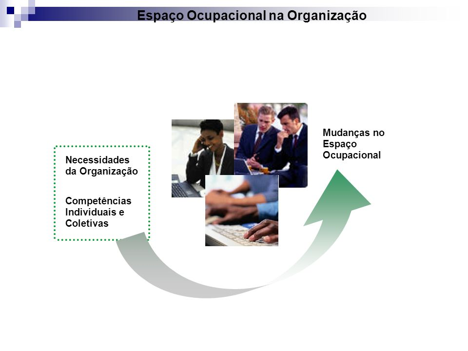 Espaço Ocupacional na Organização