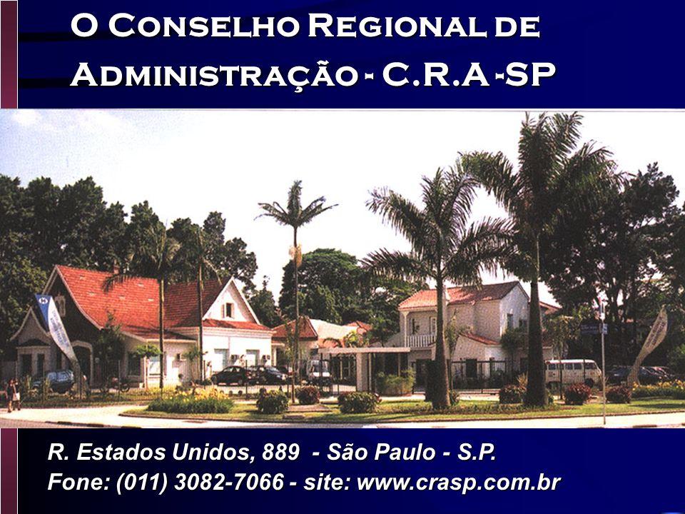 Administração - C.R.A -SP