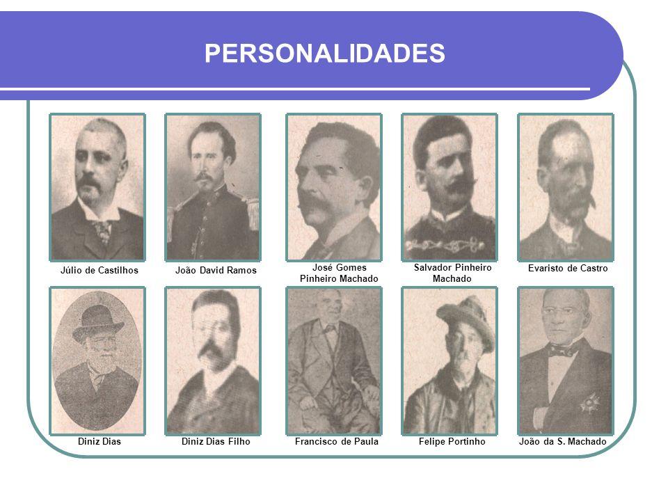 José Gomes Pinheiro Machado Salvador Pinheiro Machado