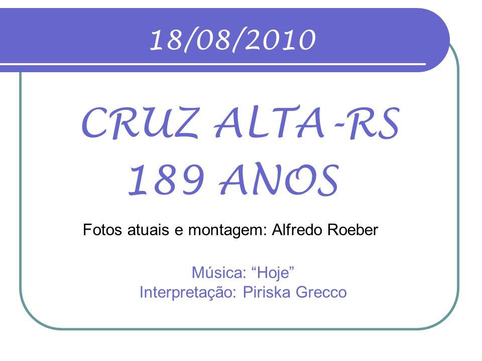 Música: Hoje Interpretação: Piriska Grecco