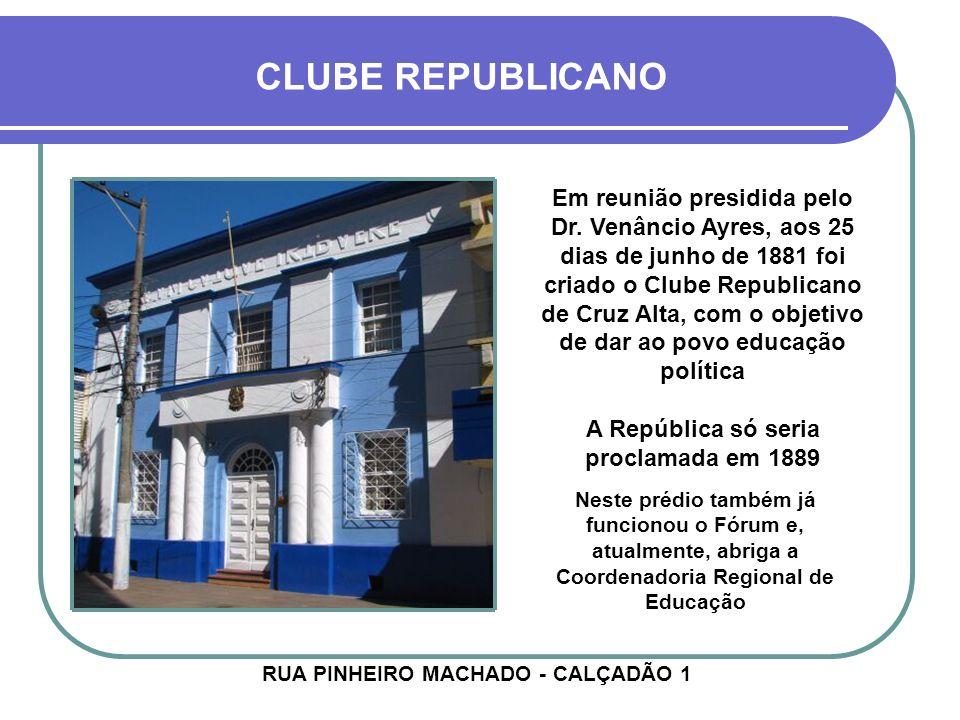 CLUBE REPUBLICANO
