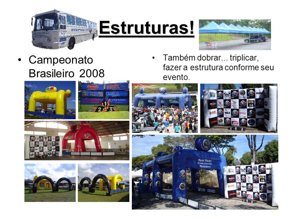 Estruturas! Campeonato Brasileiro 2008