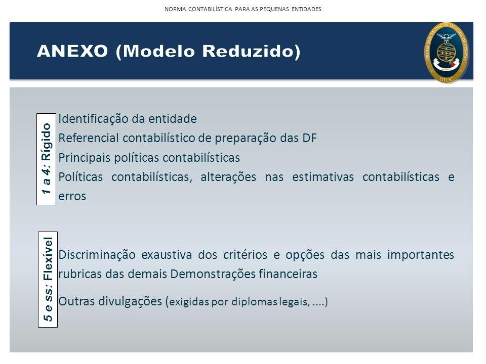 ANEXO (Modelo Reduzido)