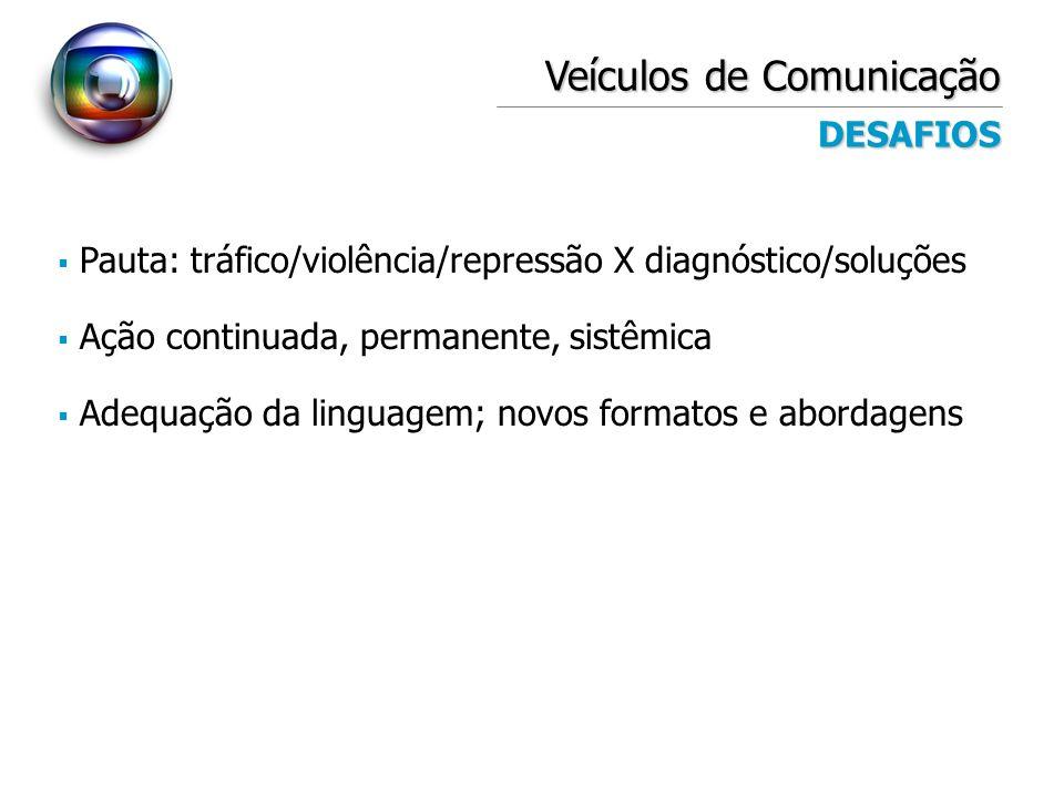 Veículos de Comunicação