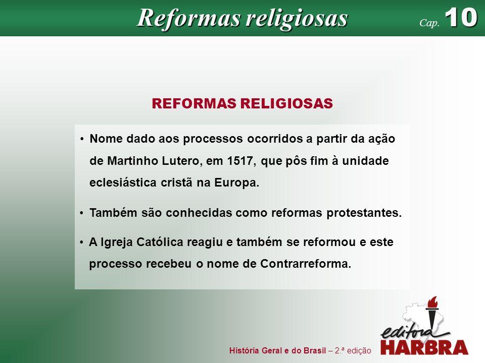 Reformas religiosas REFORMAS RELIGIOSAS