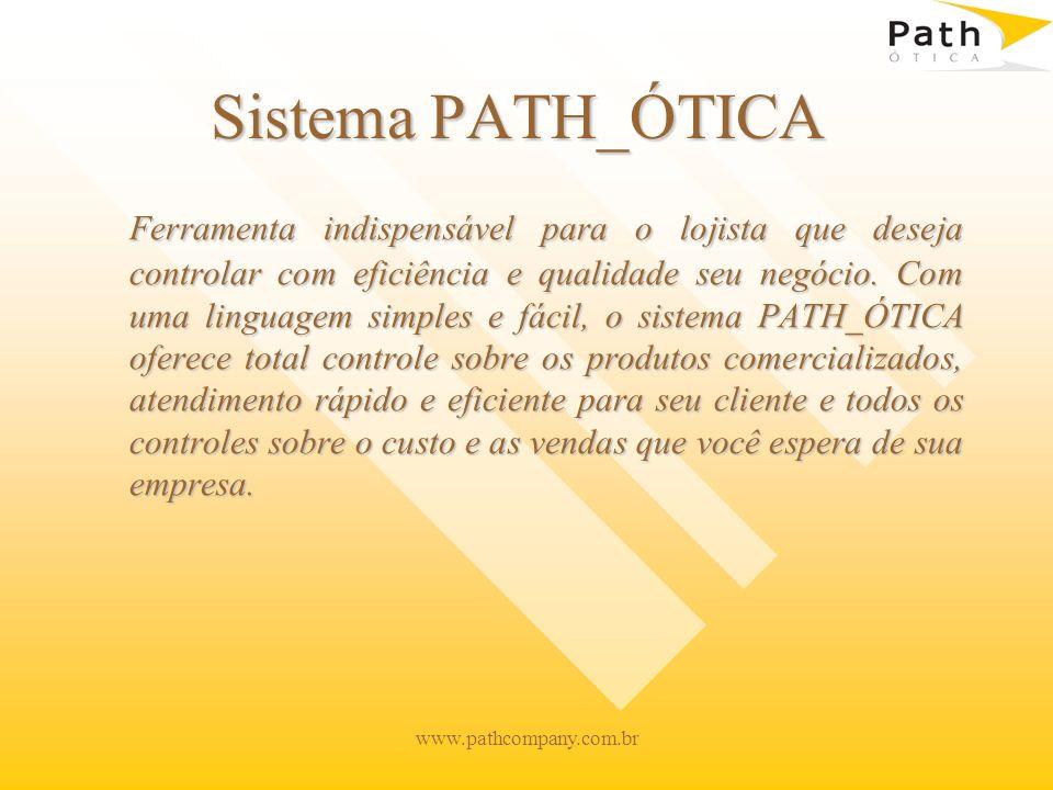 Sistema PATH_ÓTICA