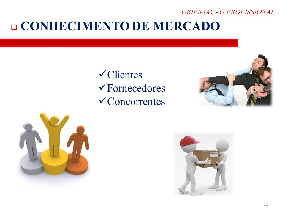 CONHECIMENTO DE MERCADO