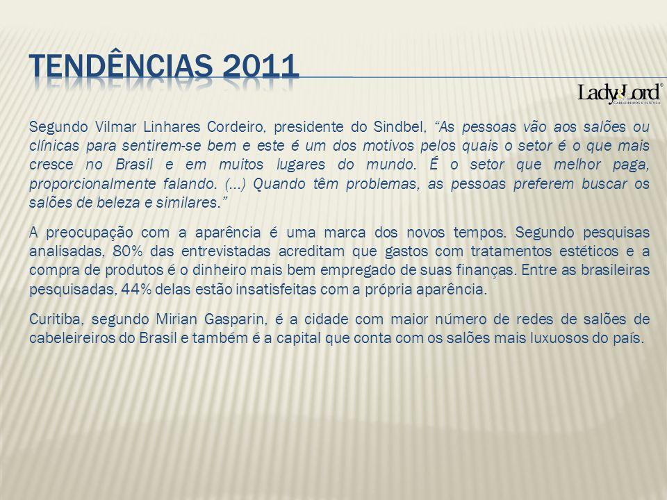TENDÊNCIAS 2011