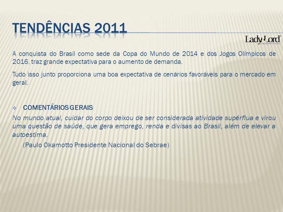 Tendências 2011 COMENTÁRIOS GERAIS