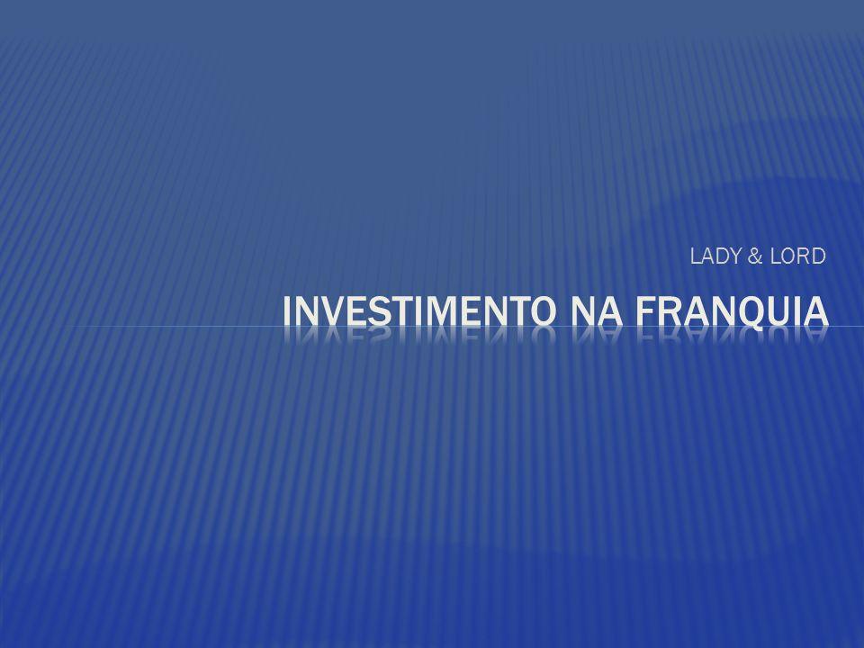 INVESTIMENTO NA FRANQUIA
