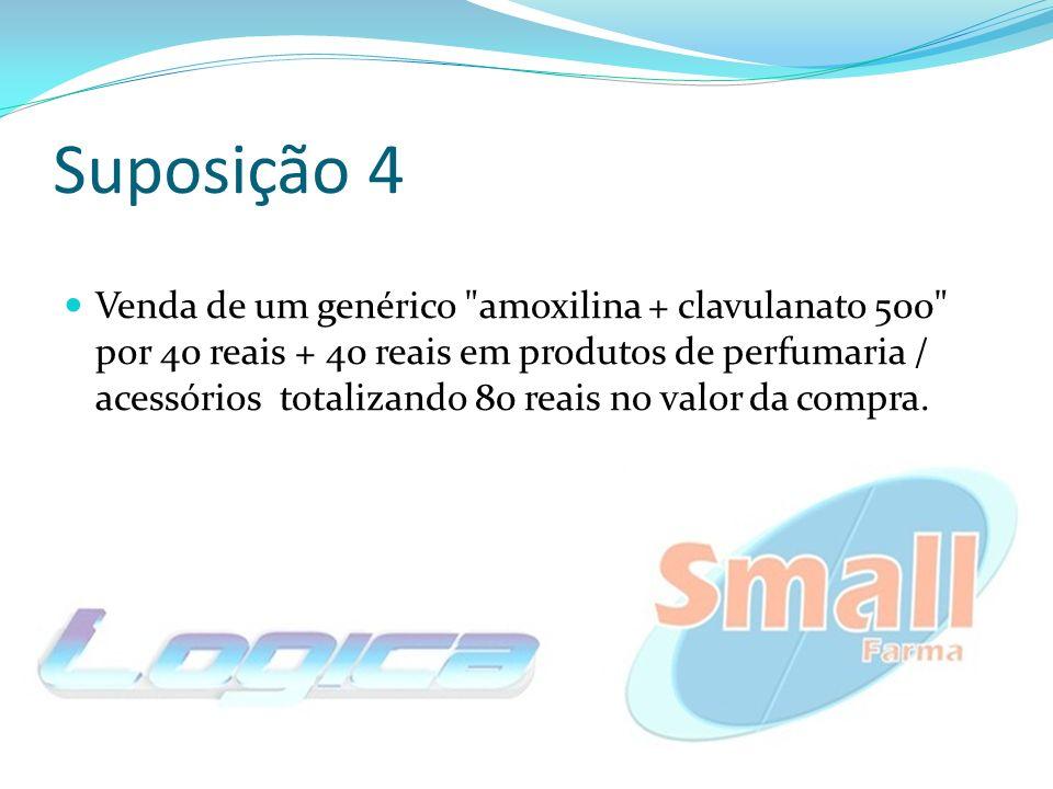Suposição 4