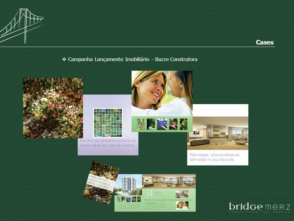 Cases Campanha Lançamento Imobiliário - Bazze Construtora