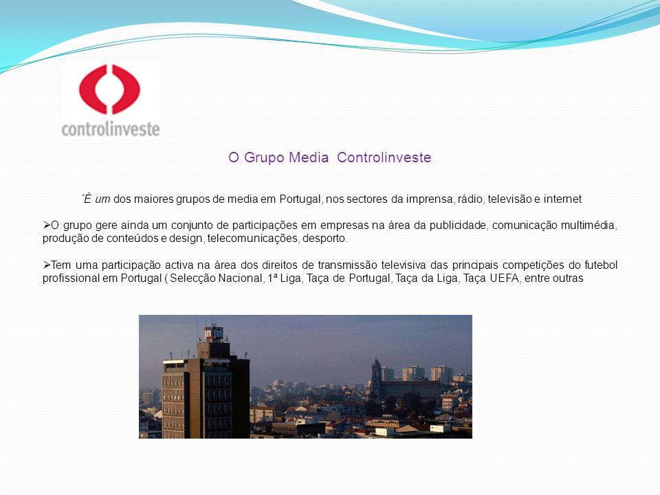 O Grupo Media Controlinveste