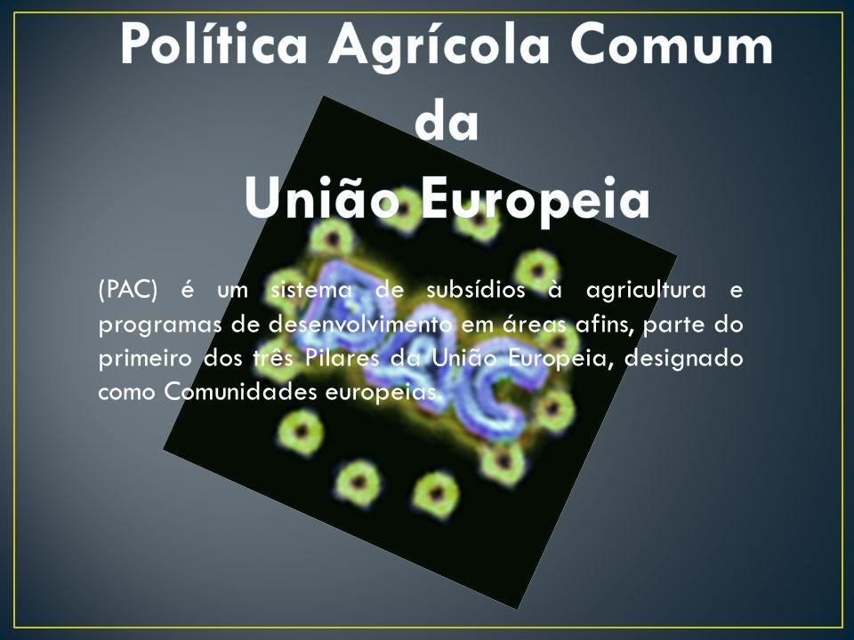 Política Agrícola Comum