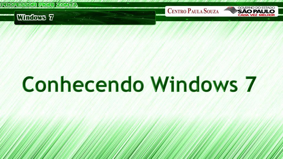 Conhecendo Windows 7