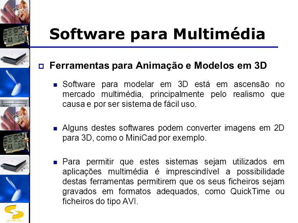 Software para Multimédia