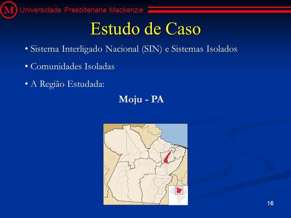 Estudo de Caso Moju - PA M