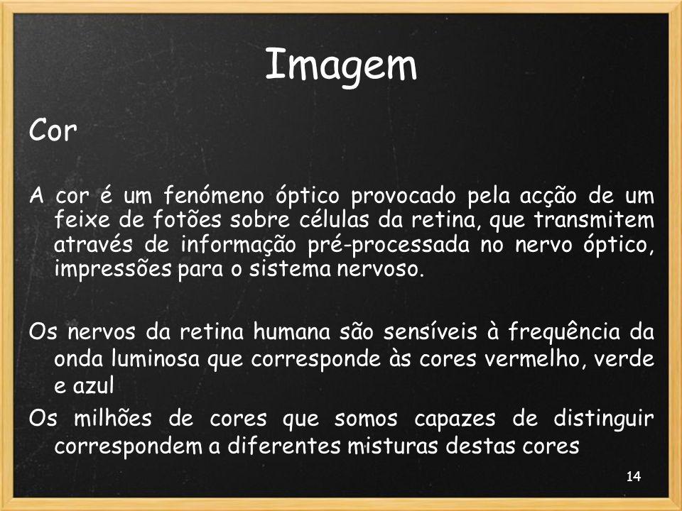 Imagem Cor.