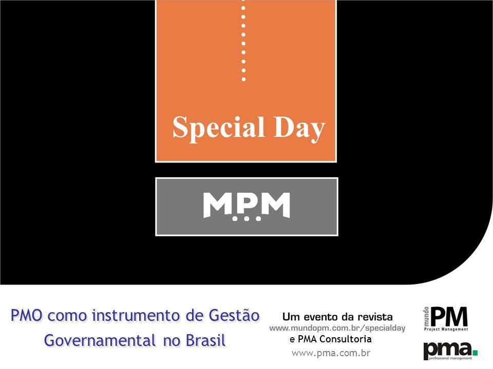 PMO como instrumento de Gestão Governamental no Brasil