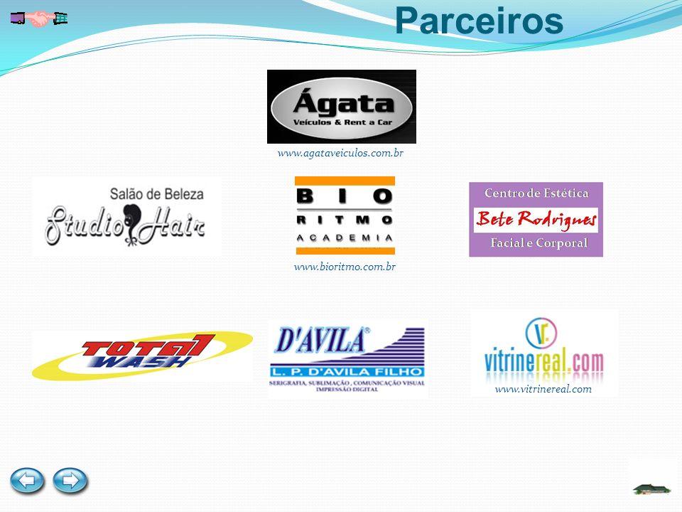 Patrocinadores e Parceiros