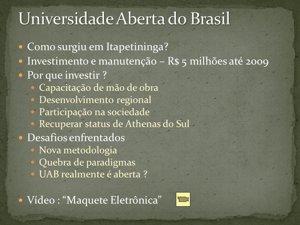 Universidade Aberta do Brasil
