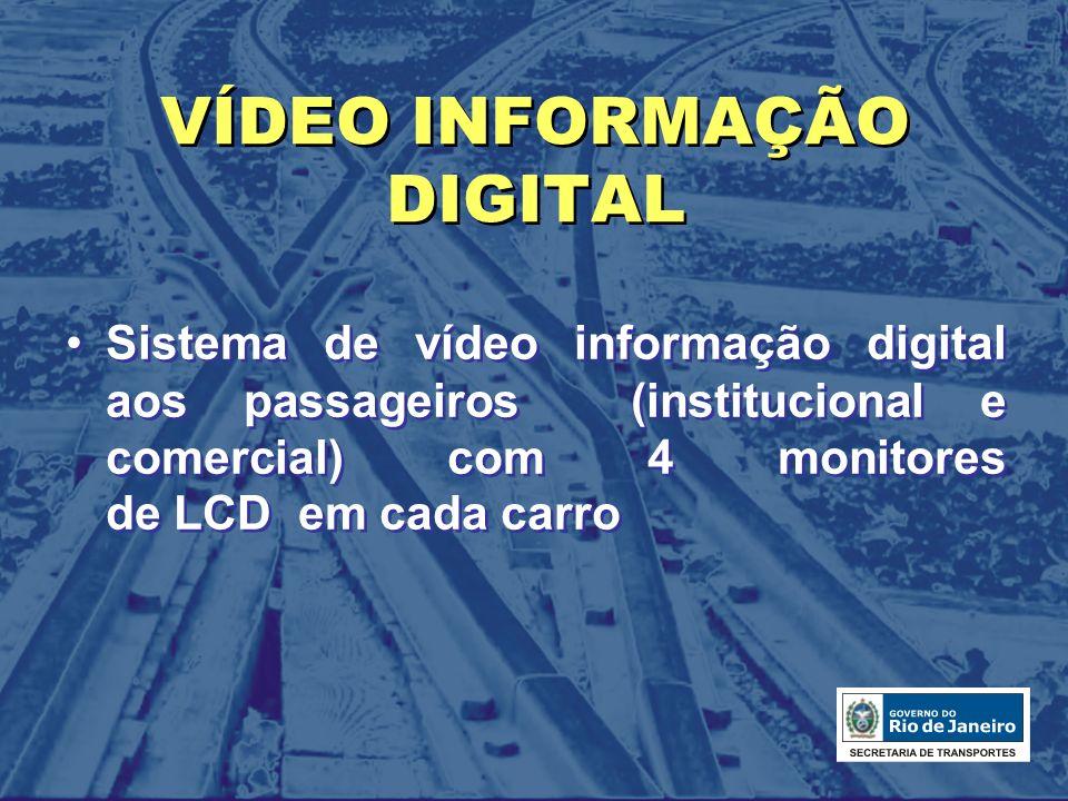 VÍDEO INFORMAÇÃO DIGITAL
