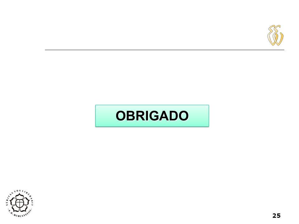OBRIGADO 25