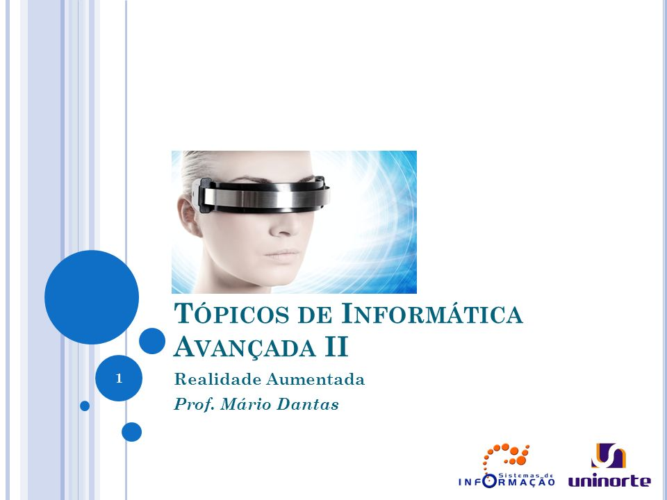 Tópicos de Informática Avançada II