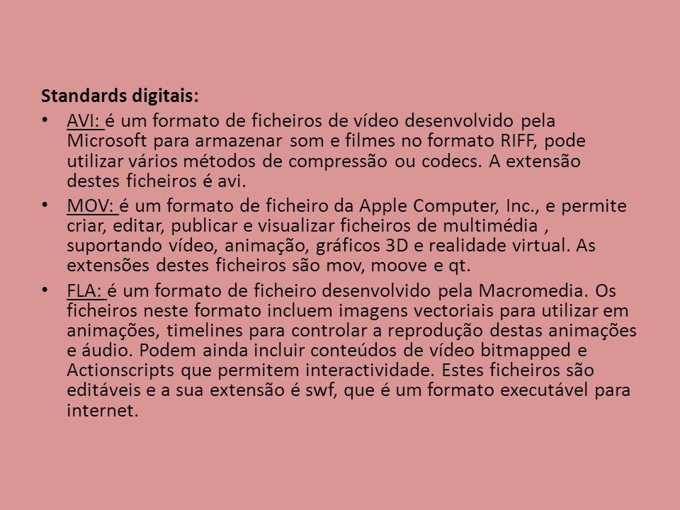 Standards digitais: