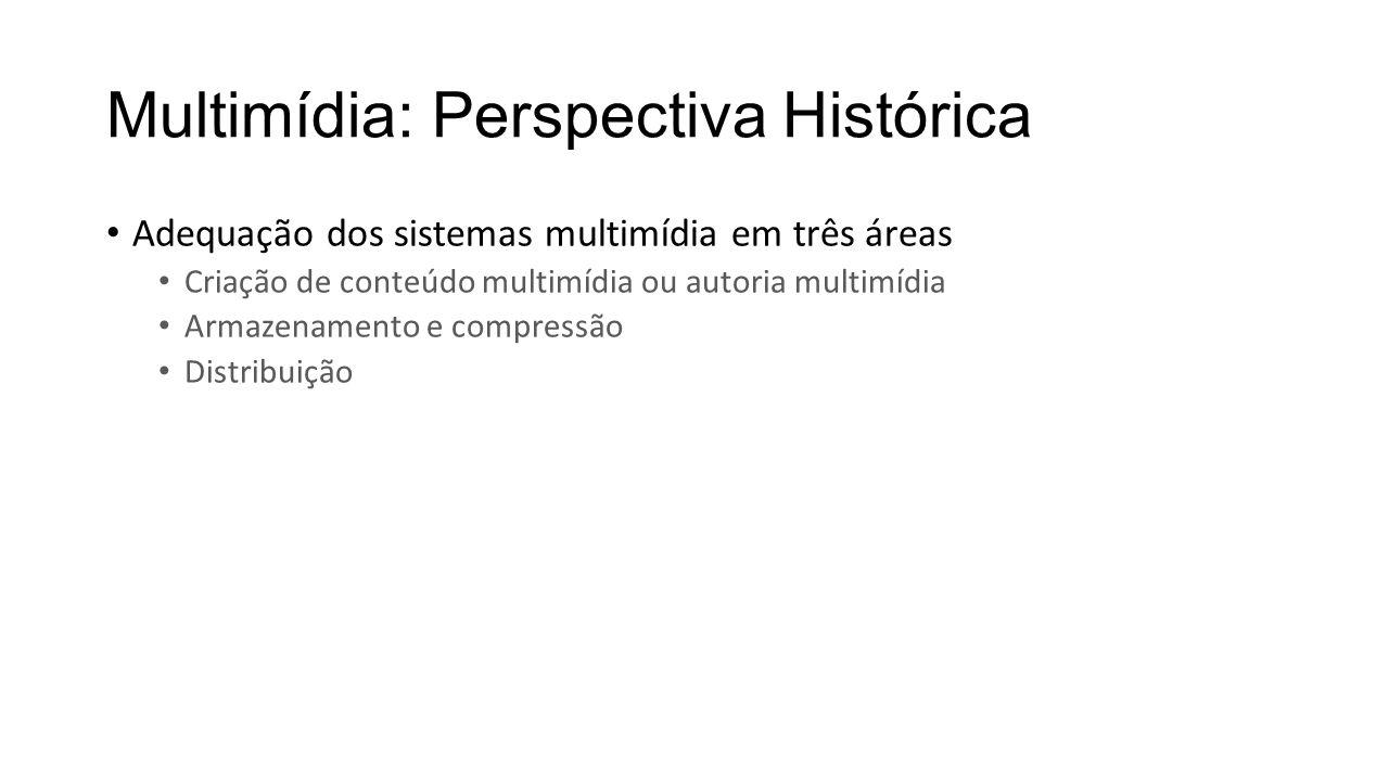 Multimídia: Perspectiva Histórica