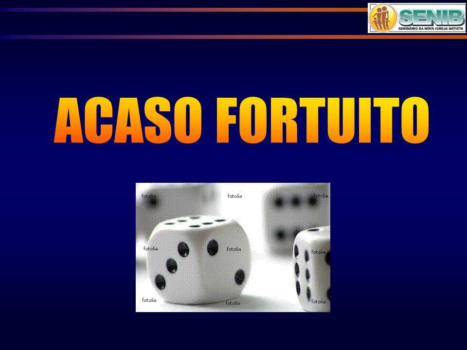 ACASO FORTUITO