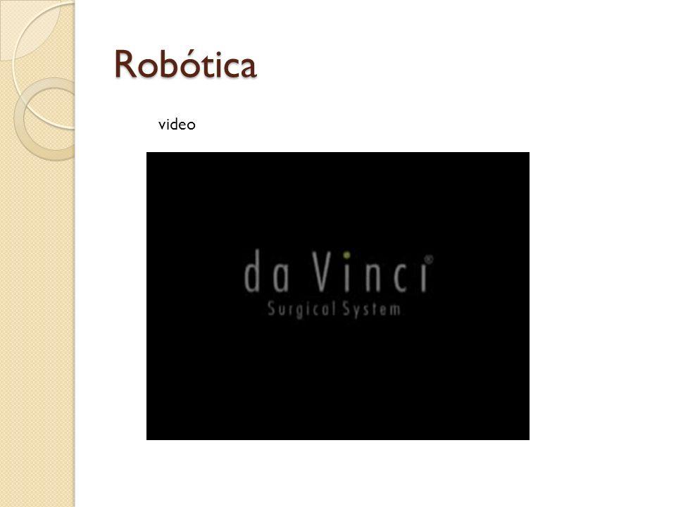 Robótica video