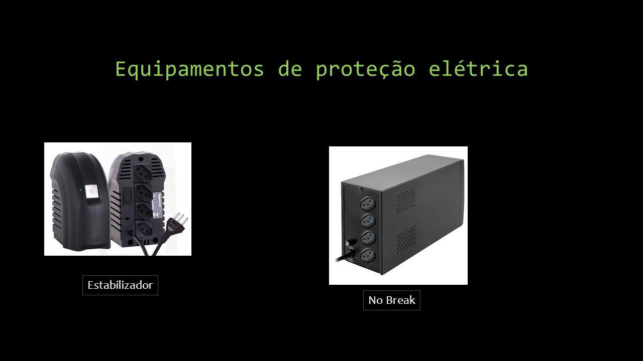 Equipamentos de proteção elétrica