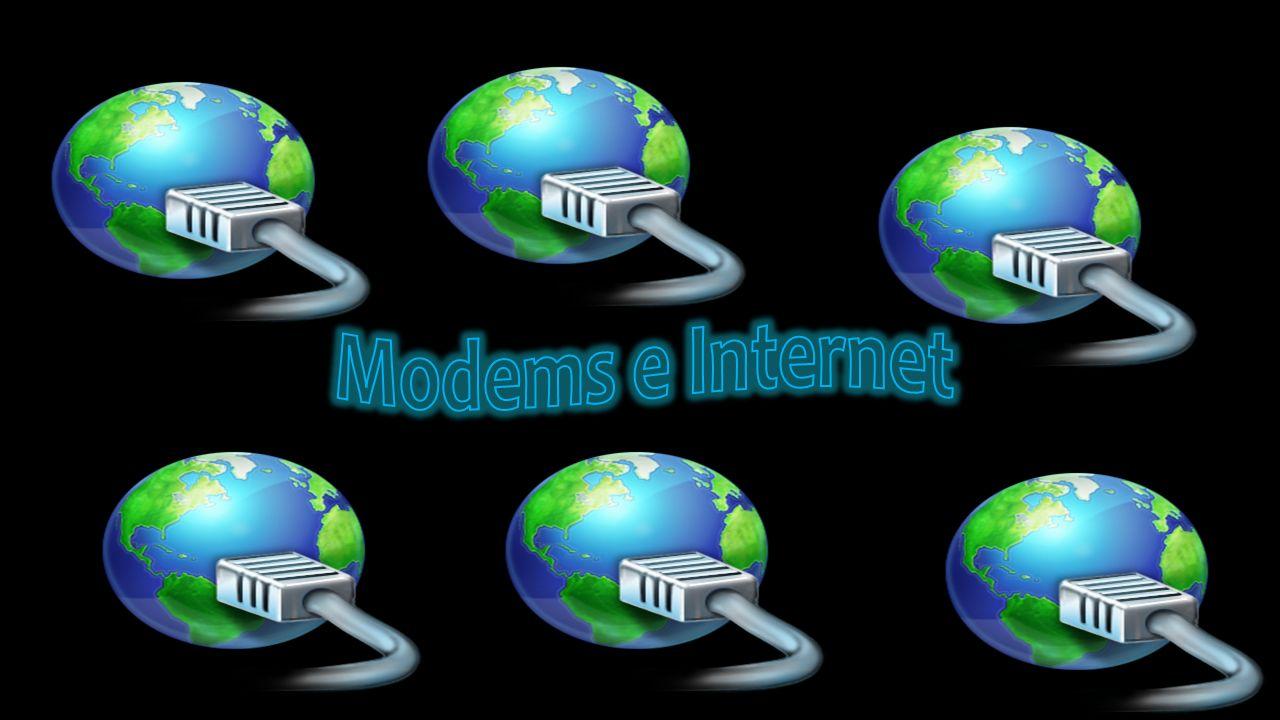 Modems e Internet