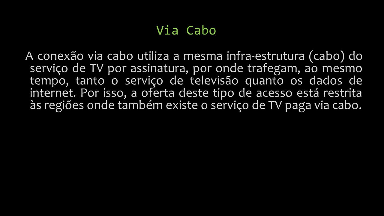 Via Cabo
