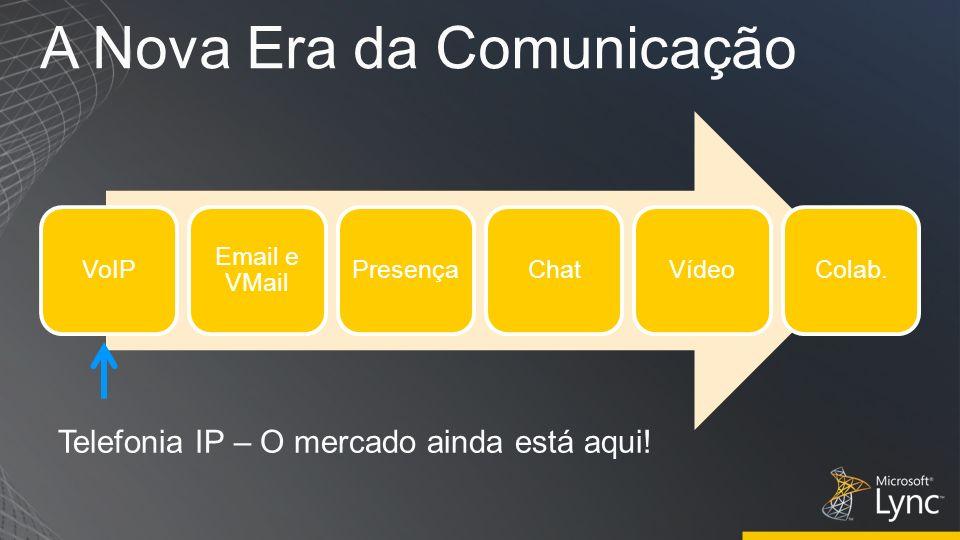 A Nova Era da Comunicação