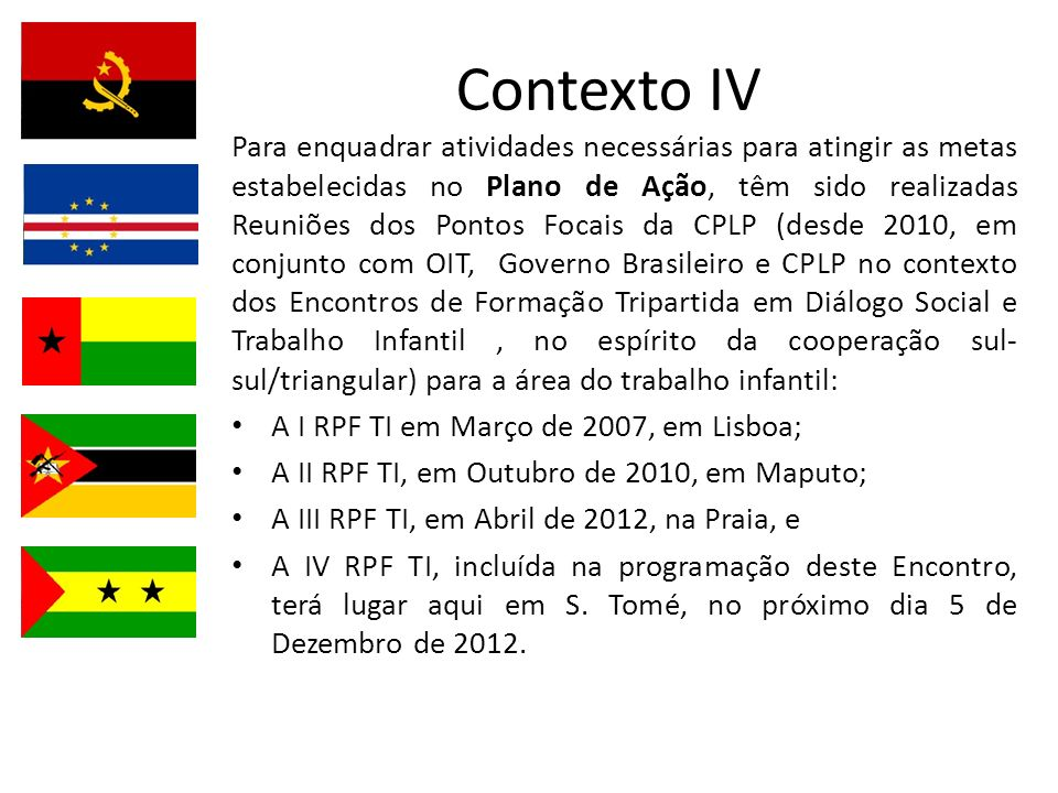 Contexto IV