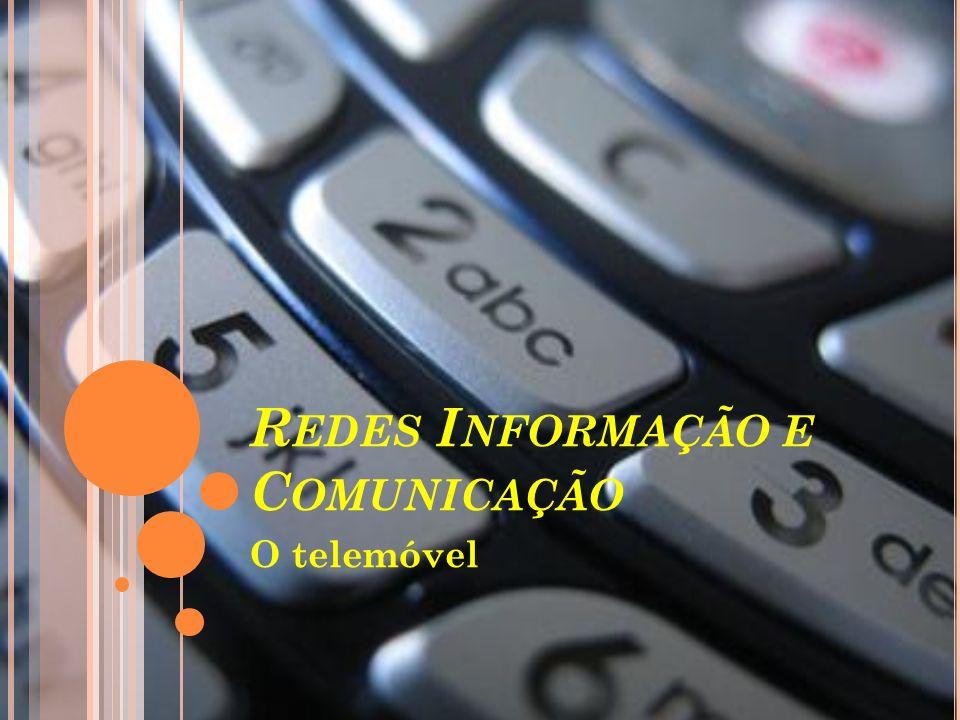 Redes Informação e Comunicação