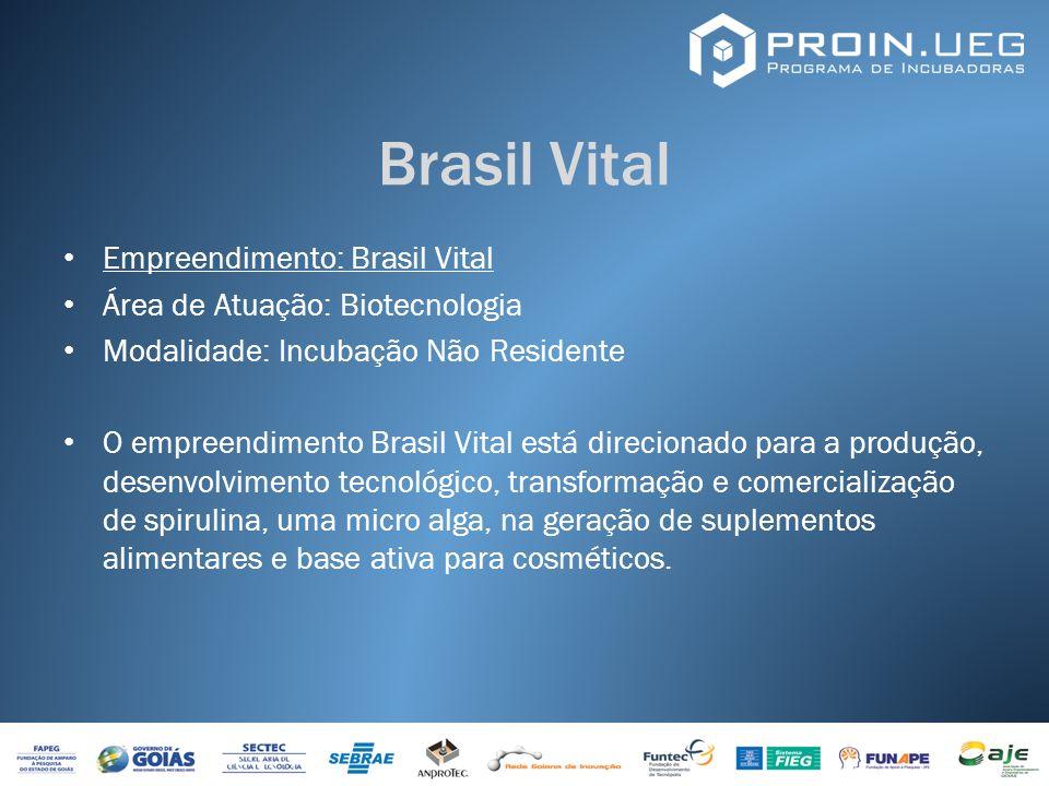 Brasil Vital Empreendimento: Brasil Vital