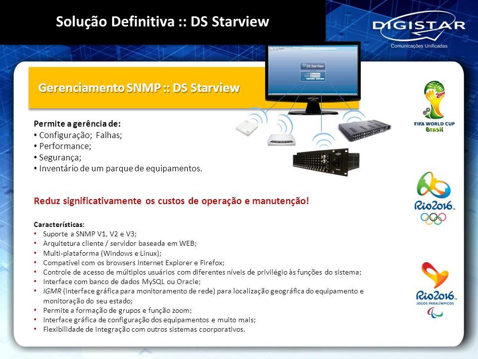 Solução Definitiva :: DS Starview