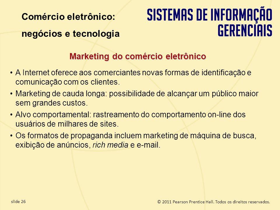 Marketing do comércio eletrônico