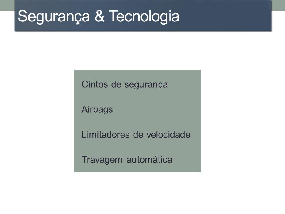 Segurança & Tecnologia